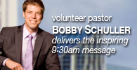 Pastor Bobby Schuller
