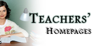 Teachers Homepages