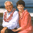 Dr. Robert Schuller and Arvella Schuller